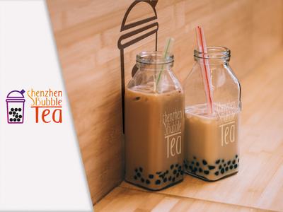 Logocore day8 Shenzen Bubble Tea