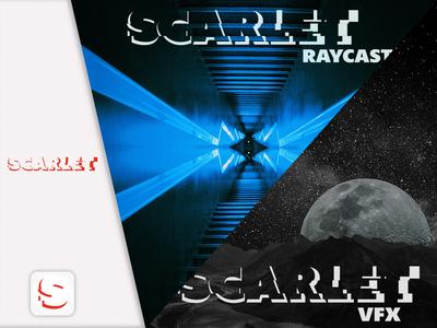 Logocore day 9 - Scarlet
