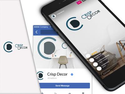 Logocore day 12 Crisp Decor