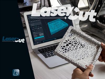 Logocore day 18 Lasercut