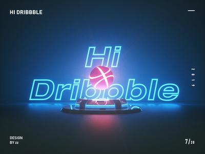 Hi Dribbble2