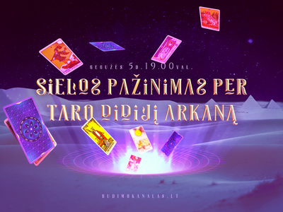 Soul Revelation Through Tarot Major Arcana