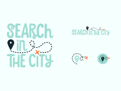 Search In The City Branding