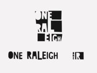 One Raleigh Branding