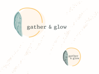 Gather & Glow Branding
