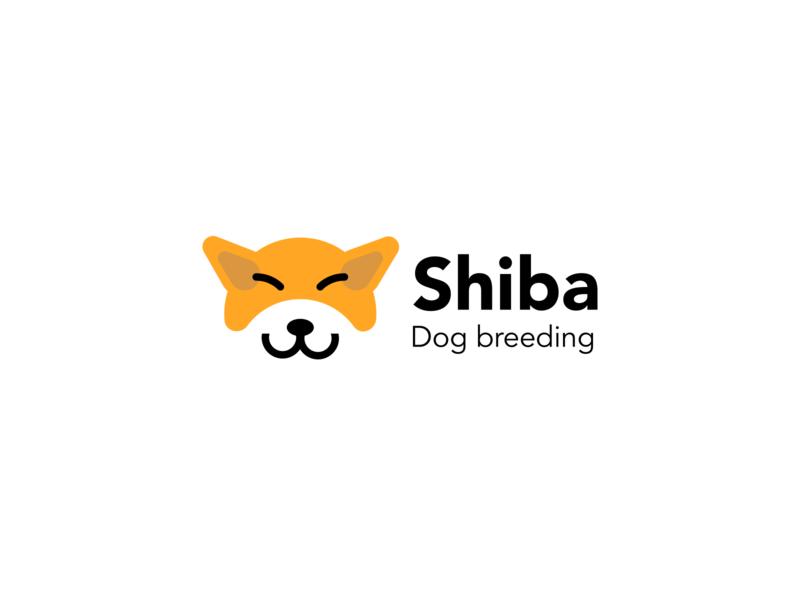 Shiba Logo training logotype design logodesign illustrator shibainu logotype logo