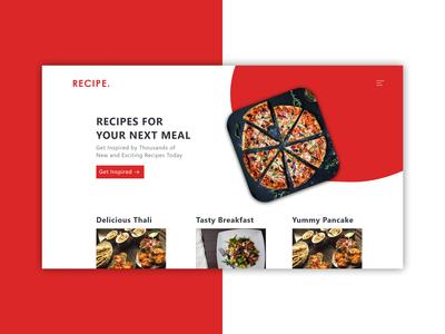 Recipe | Concept
