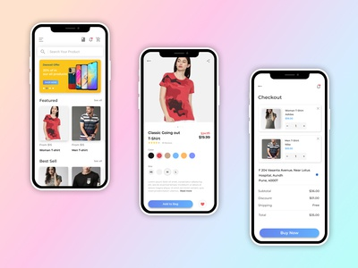 Shopping | Ecommerce App