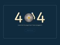 Music 404 page