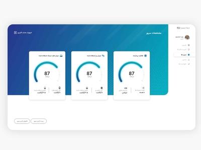 TCI Dashboard - Servers