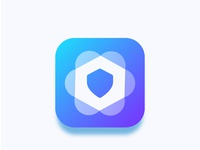Secure app icon