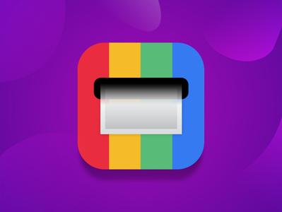 printing app icon