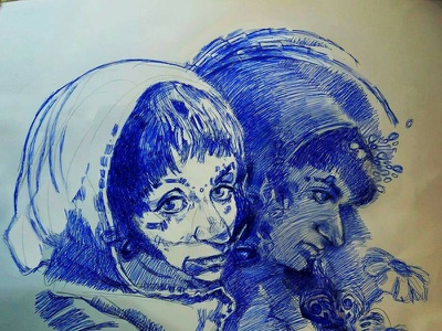 Carina Reytblat 51020131 526700801148261 685712625685757952 N 2d drawing portrait