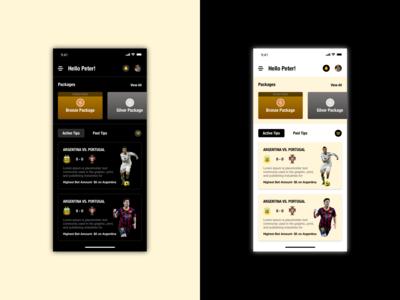 The Soccer App