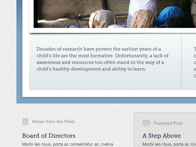 Better Way Home website homepage