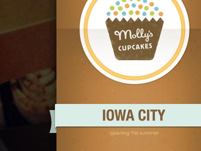 Molly's Cupcakes teaser
