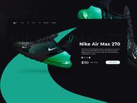 Nike Buy Menu