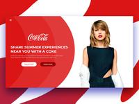Coca-Cola Home Page
