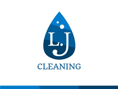 LJ cleaning logo
