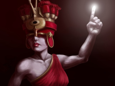 Justitia -  Goddess of justice