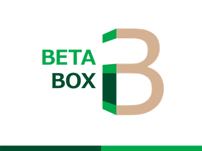 Betabox - Student project - 2014 design typography vector 2014 earthtones ecology packaging 3d logotype flat logo branding