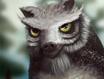 Owl Bear *fixed