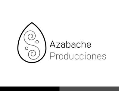 Corporate Logo - Azabache Productions - 2018