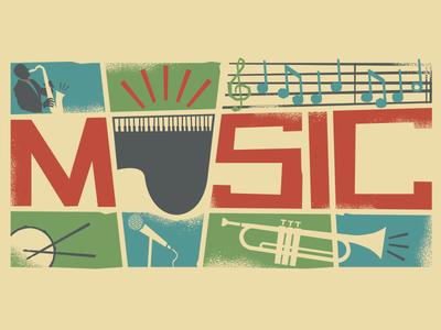 Music Genre Graphic!