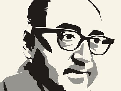 Saul Bass by Anton.Works - Dribbble - 48.3KB