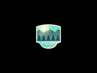 wenatchee - badge gradient