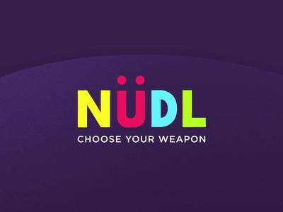 NUDL logo animation