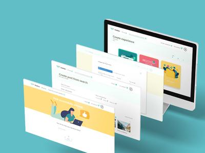 Create posts design
