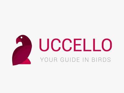 Uccello Branding Logo