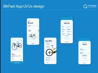 BikFast Ui/Ux Design