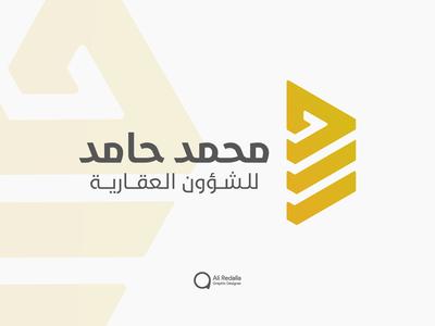 Real state company logo