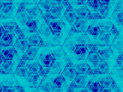 Collateral Gains IV geometric art hexagone isometric design motiongraphics vectorgraphics kaleidoscope fractals