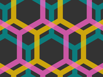 Color hexagons alive pattern hexagons maths pattern design pattern isometric pattern isometric