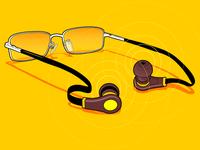 Sound-Glasses