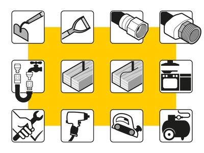 Industrial Icon Set 5