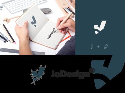 JoDesign Personal Logo