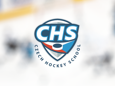 Czech Hockey School czech hockey logo school ice