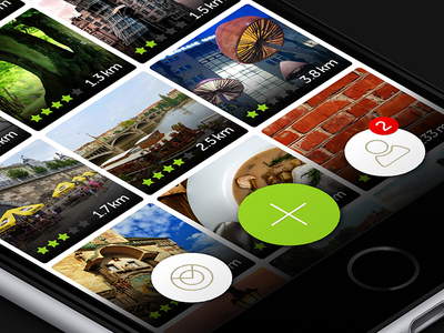 Geocatching App iphone ios app