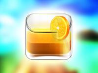 Orange Juice iPhone icon