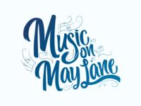 Music on May Lane Logo
