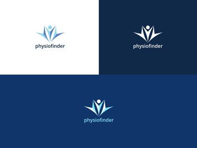 Logo Concept for Physiofinder