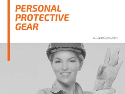 PPG design banner girl working work safe safety building connecticut civil gear personal protective