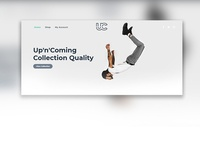 Clothing Webshop Design