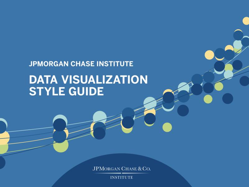 Data Visualization Style Guide design style guide branding system design data visulization