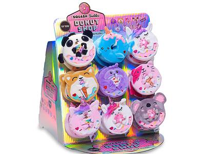 Toy Display Design branding logo packaging design design