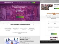 Contours - Onepage web